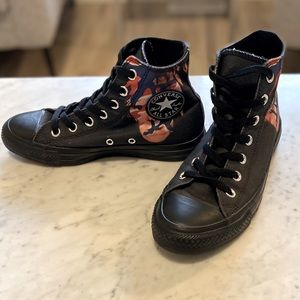 Converse Andy Warhol High Tops